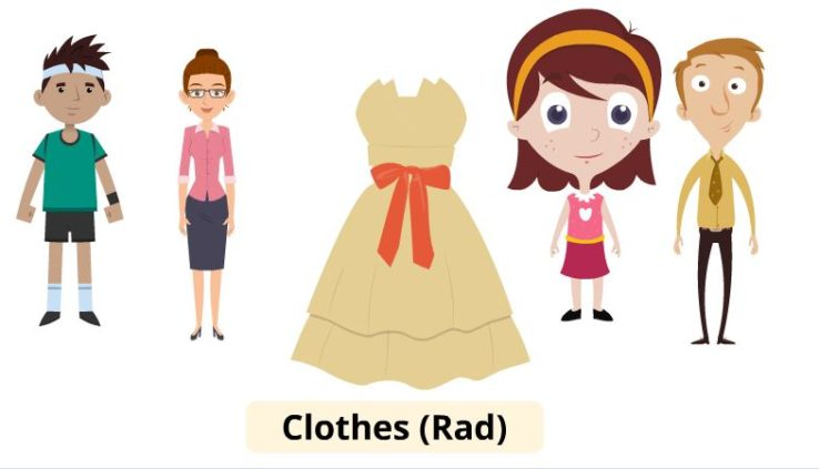clothes in haitian creole