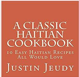 a classic haitian cookbook