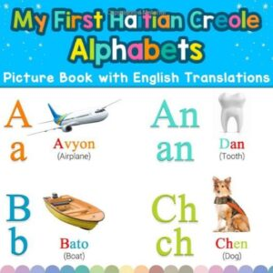 My first haitian creole alphabets